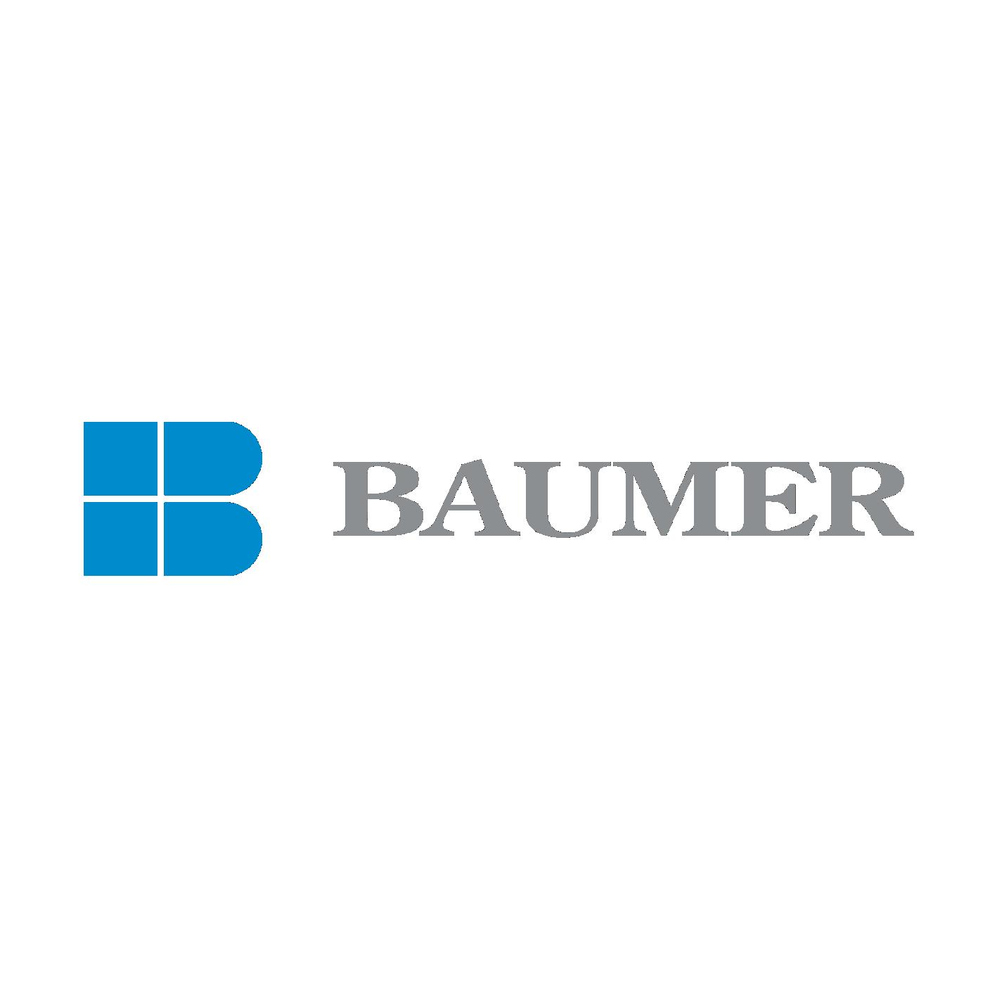 09 Logo Baumer